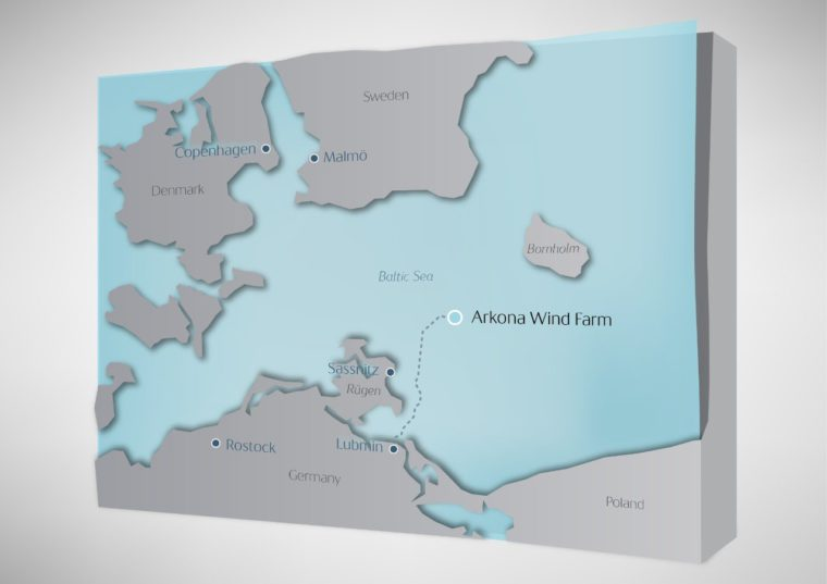 Projekt Arkona Źródło: Statoil