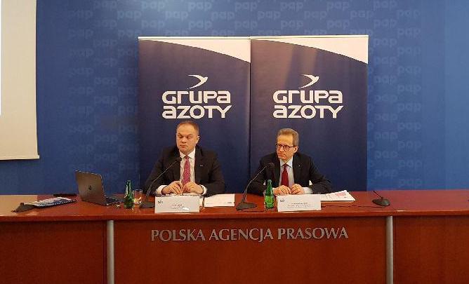 Konferencja Grupy Azoty. Fot. BiznesAlert.pl
