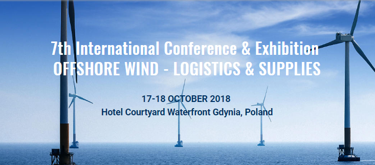 "Konferencja ""Offshore Wind Logistics & Supplies 2018"""