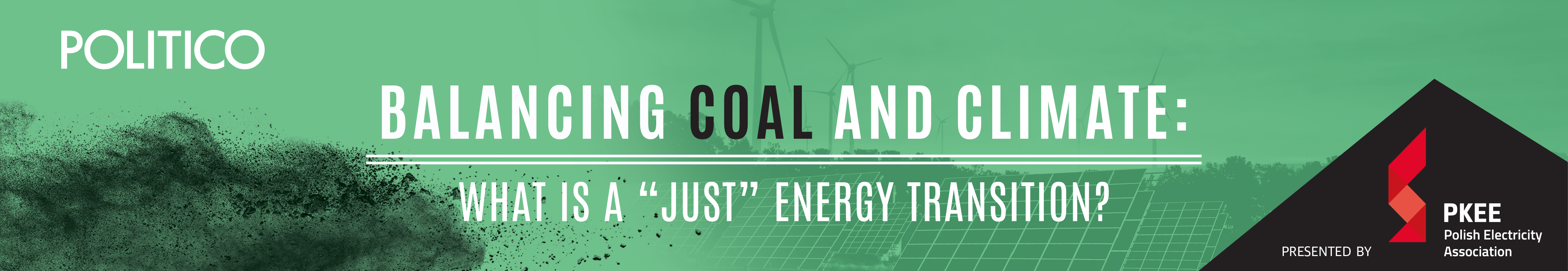 "Balancing coal and climate – what is a ""just"" energy transition?"