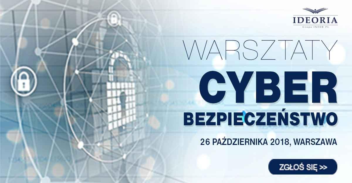 """Warsztaty """"Cyberbezpieczeństwo – Rola i obowiązki operatorów usług kluczowych"""""""