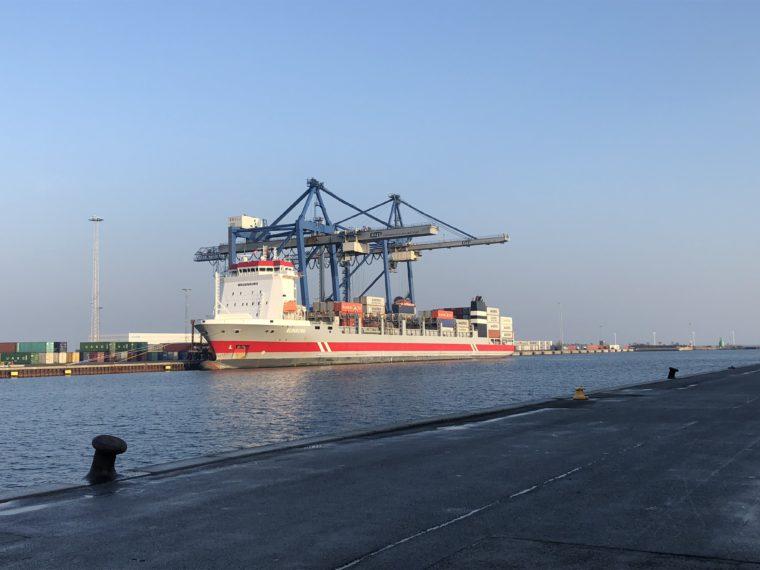 Port Nordhavn. Kopenhaga. Fot. BiznesAlert.pl