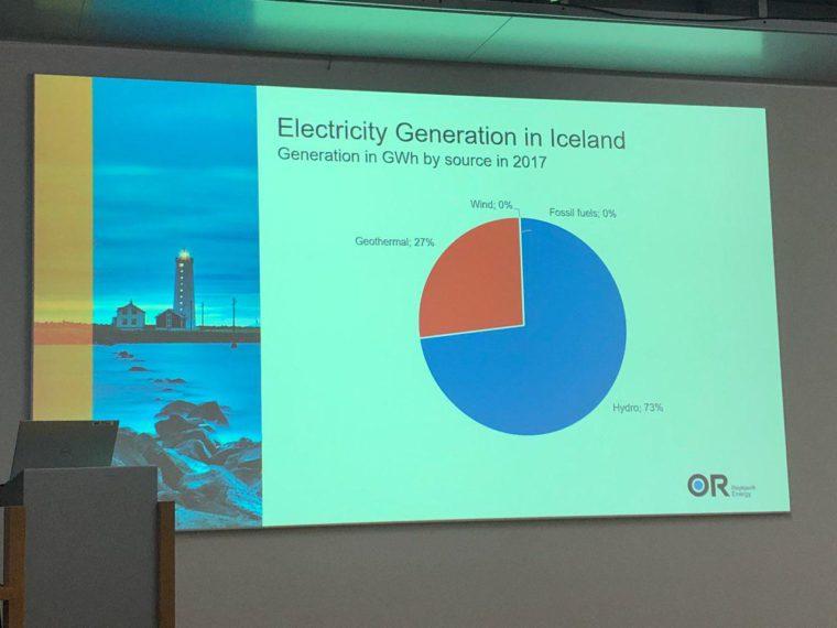 Produkcja energii elektrycznej na Islandii. Fot. BiznesAlert.pl