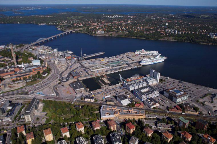 Fot. Stockholm Royal Seaport. Źródło: Flickr Stockholm Royal Seaport