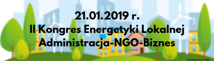II Kongres Energetyki Lokalnej