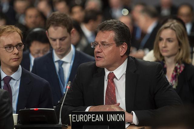 Marosz Szefczowicz COP24