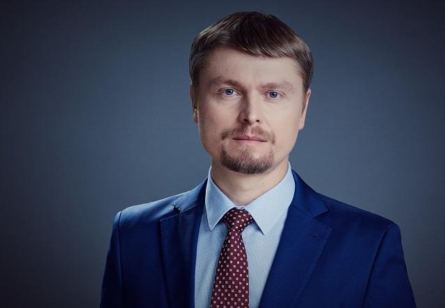 Tomasz Stępień. Fot. Gaz-System