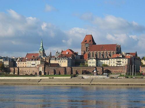 Toruń. Źródło: Flickr