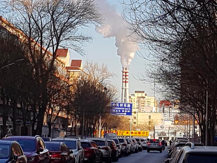 Jedna z ostatnich fabryk na terytorium Pekinu