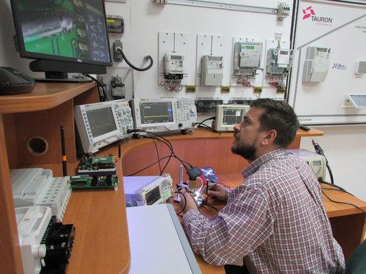 Laboratorium AMI. Fot. Tauron