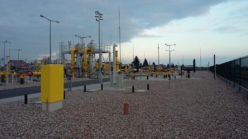 Fot: Gaz – System. Gazociąg Lwówek – Odolanów