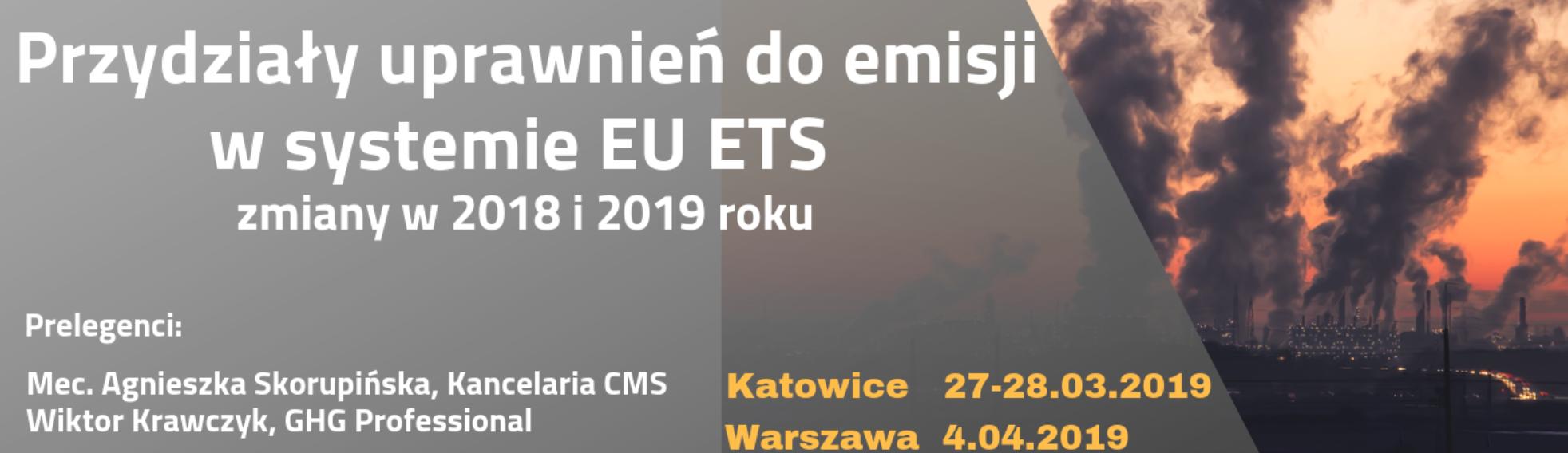 Przydziały uprawień do emisji w systemie EU ETS