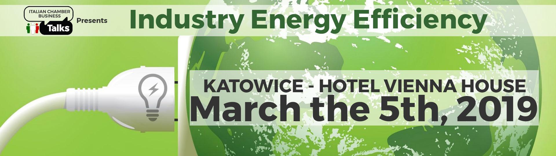 Efektywność energetyczna w przemyśle