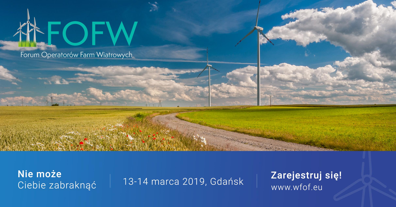 III Forum Operatorów Energetyki Wiatrowej