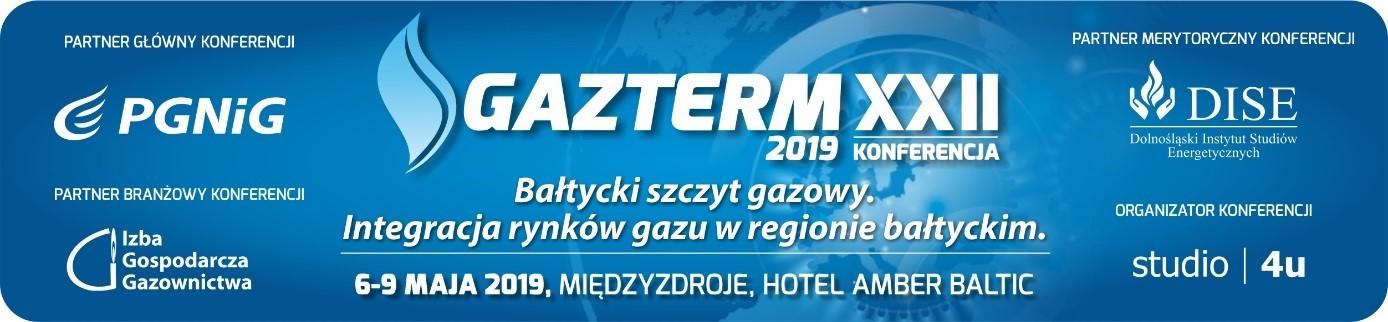 Konferencja GAZTERM 2019