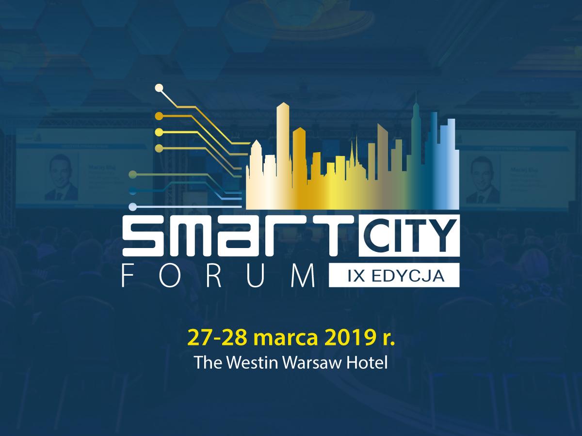 IX edycja Smart City Forum
