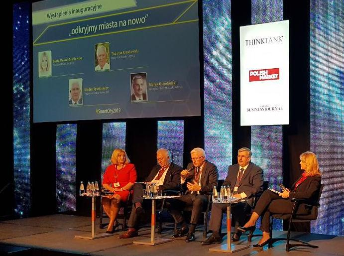 IX Smart City Forum. Fot. BiznesAlert.pl