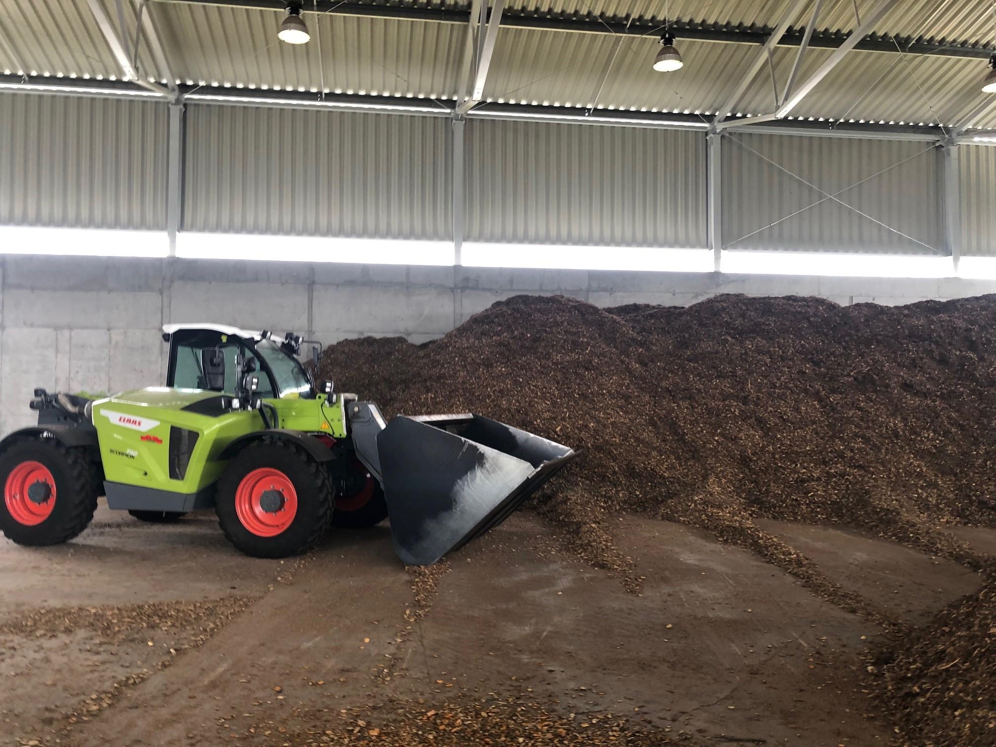 Biomasa w Nidzicy. Fot. BiznesAlert.pl
