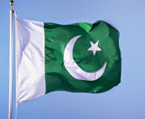 pakistan flaga
