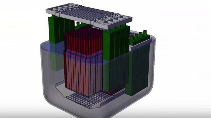 The Stable Salt Reactor (Image: Moltex Energy)