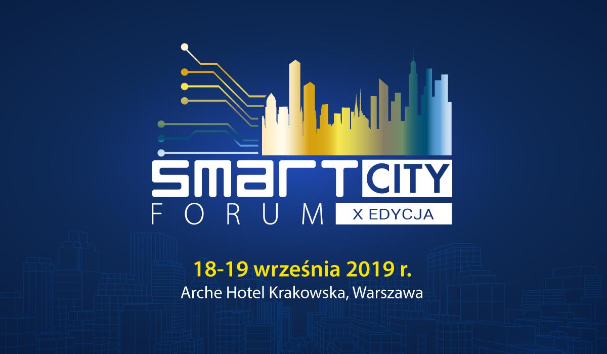 Inteligentne miasta nie tylko dla największych. Zbliża się X edycja Smart City Forum