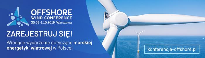 Konferencja Offshore Wind 2019
