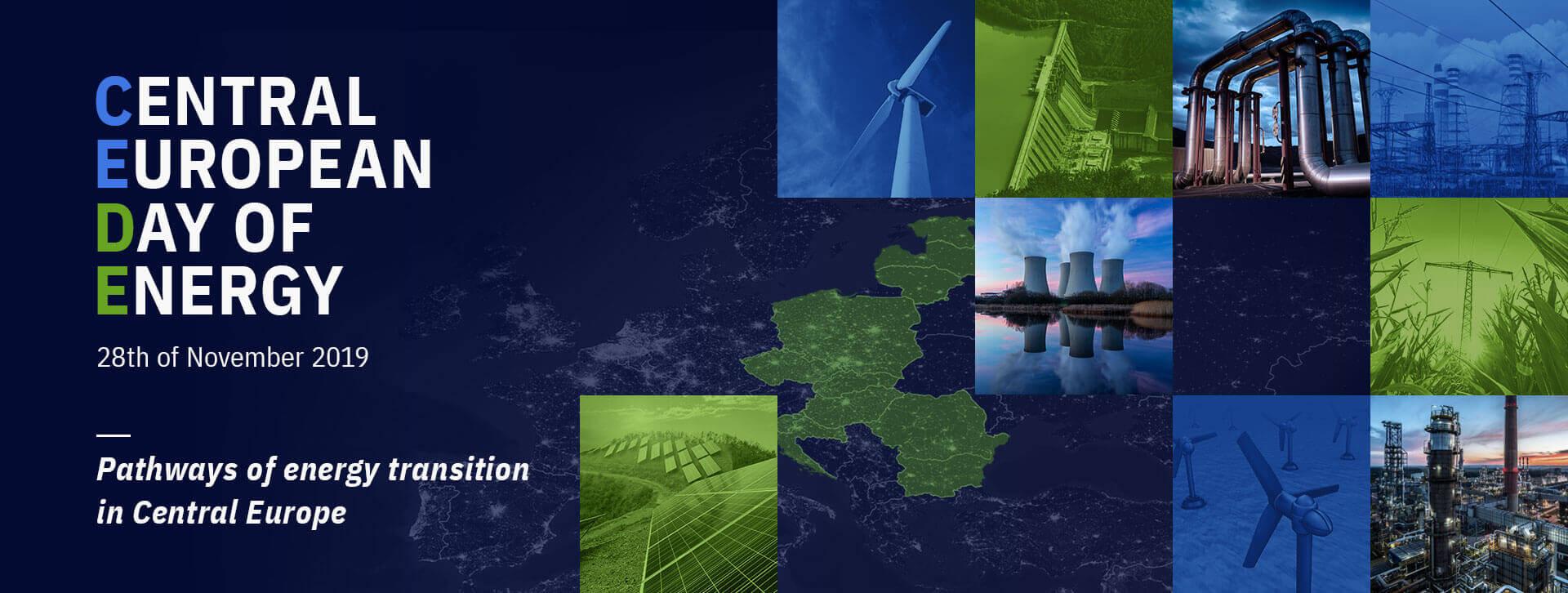 CEDE 2019 – Środkowoeuropejski Dzień Energii