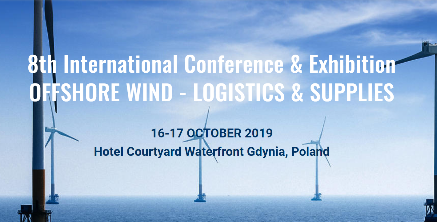 8th International Conference & Exhibition Offshore Wind – Logistics & Supplies