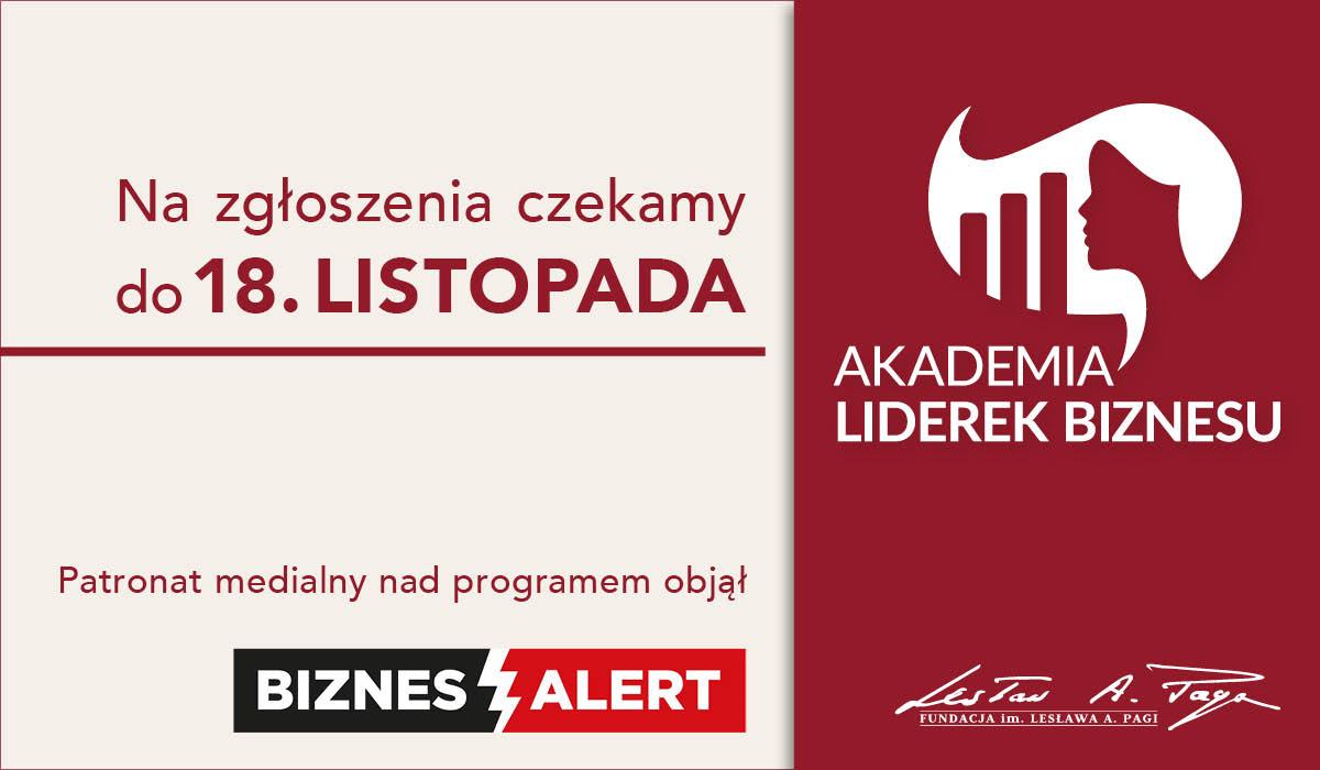 Akademia Liderek Biznesui Społeczeństwa Obywatelskiego