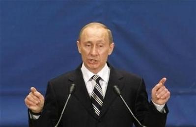 Władimir Putin Flickr