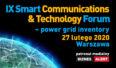 Smart Communications & Technology Forum – power grid inventory