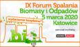 IX Forum Spalania Biomasy i Odpadów