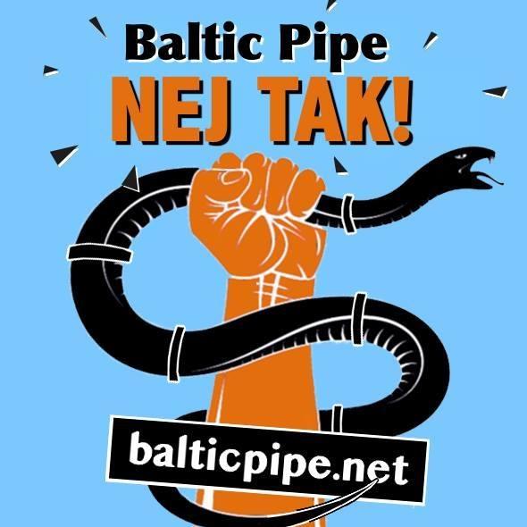 Baltic Pipe Nej Tak