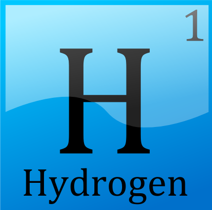 hydrogen wodór