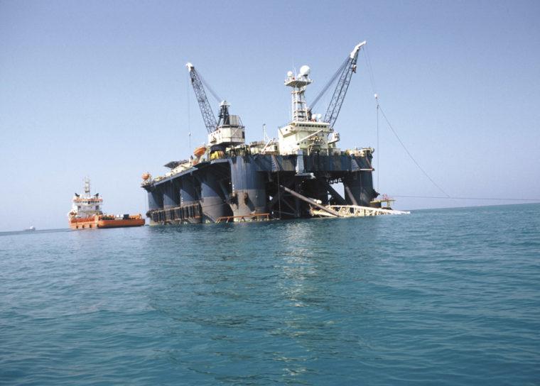 Statek Castoro 6 fot. Saipem