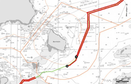 trasa Nord Stream 2