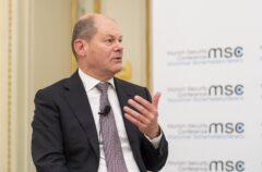 minister finansów Olaf Scholz (SPD). Fot.: Preiss/ MSC/Wikicommons