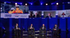 Forum 590. Konferencja dotyczącą rozwoju morskich farm wiatrowych. Fot. PGE