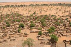 Wioska w Mali. Źródło: Wikicommons