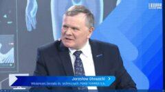 Wiceprezes PGNiG Termika Jarosław Głowacki na Kongresie 590. Fot. BiznesAlert.pl