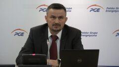 Piotr Sudoł, dyrektor pionu finansowego PGE. Fot. BiznesAlert.pl