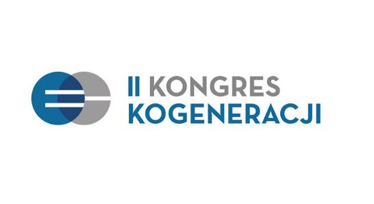 II Kongres Kogeneracji. Grafika organizatora.