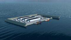 Wyspa energetyczna fot.DEA