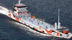 Zeroemisyjny tankowiec MOL. Fot. Asahi MOL Tankers