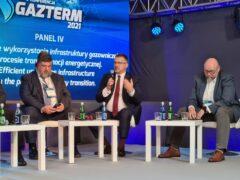 Ireneusz Krupa na GAZTERM 2021. Fot. Wojciech Jakóbik