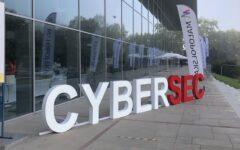 Logo CYBERSEC. Fot. CYBERSEC