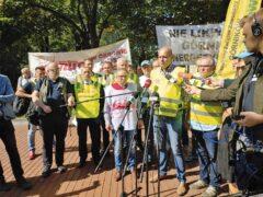 Ogólnopolski Komitet Protestacyjno-Strajkowego Spółek Energetyczno-Górniczych, Okołoenergetycznych i Ciepłowniczych