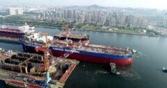 Tankowiec Yuan Rui Yang. Fot. DISC