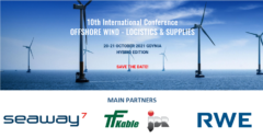 Offshore Wind – Logistics & Supplies