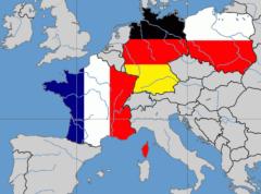 Trójkąt Weimarski. Źródło Wikipedia